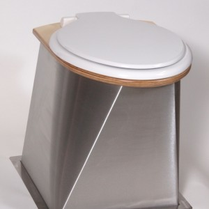 The NatSol stainless steel pedestal