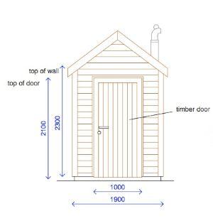 compost toilet building design