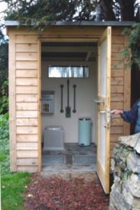 Waterless Toilets For Rural Churches Natsol