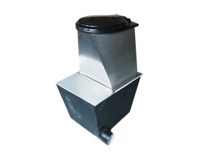 Picture of natsol Compact  toilet