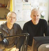 NatSol directors Nick Grant and Andy Warren