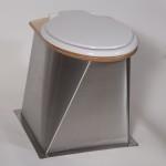 contemporary design compost toilet pedestal