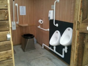 compost loo of the year