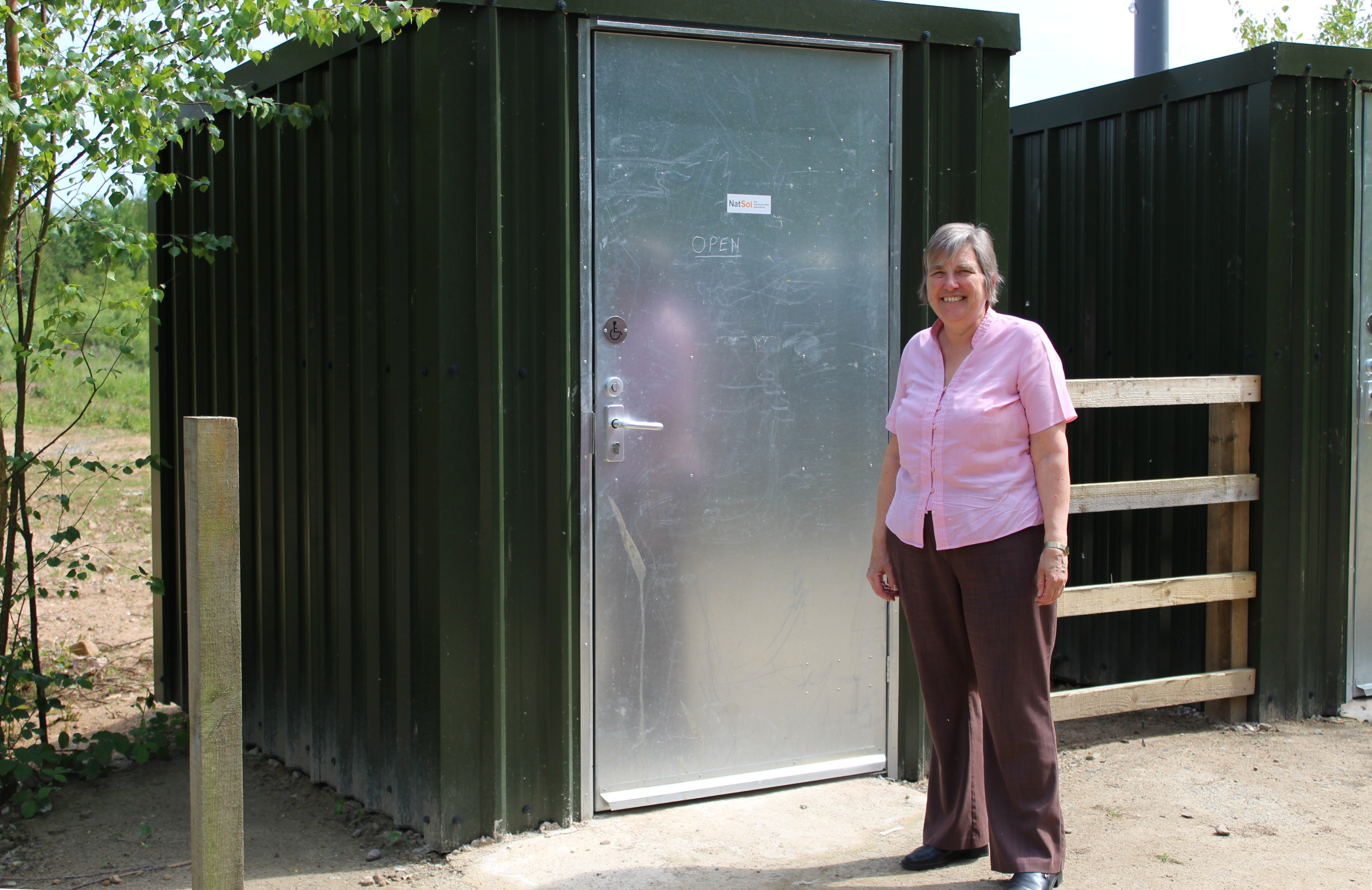 Hatfield Moors Nature Reserve Toilets