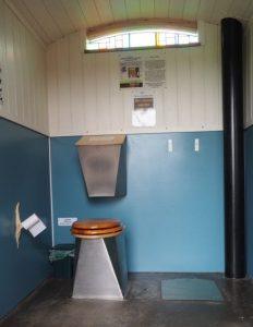 Hollow Ash eco toilet