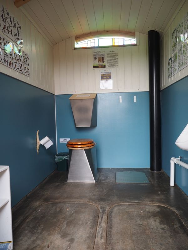 Hollow Ash eco toilet