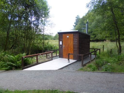 Compost toilet for Eskrigg Nature Reserve