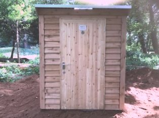 Bramley Golf Course Toilet