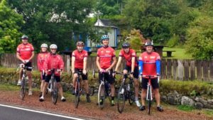 NatSol's GM heads out on charity ride for Children in Need
