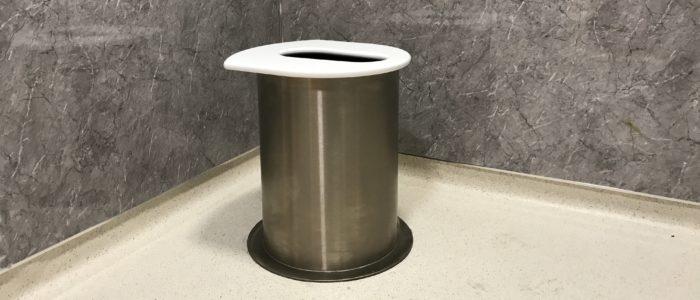 The NatSol Zero Discharge toilet pedestal