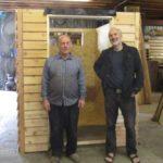 Graham Jones and Andy Warren