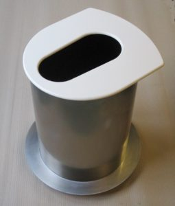 The Zero Discharge Toilet Pedestal