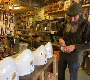 Cornelius - Small components manufacture