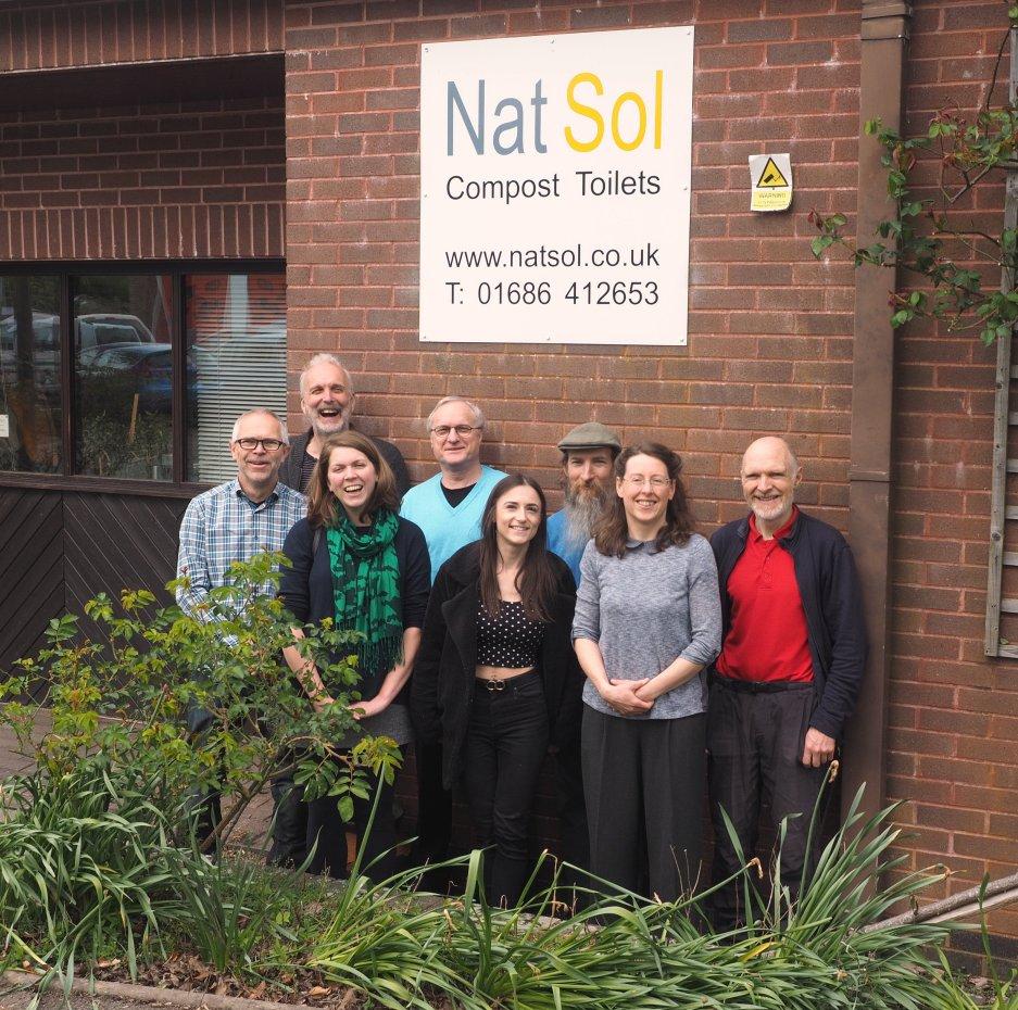 NatSol staff photo